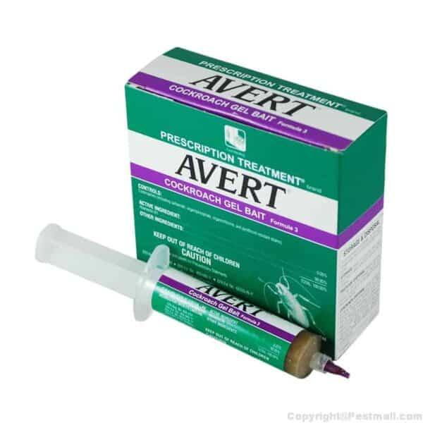 Avert Cockroach Gel by Agserv