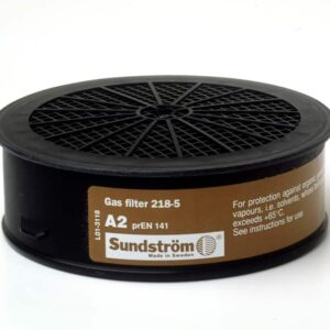 Sundstrom SR218 A2 Gas Filter by Agserv