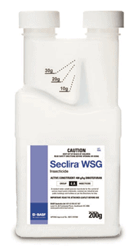 New Seclira® WSG Insecticide by Agserv
