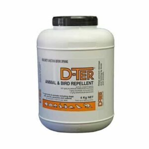 D-Ter Animal & Bird Repellent by Agserv