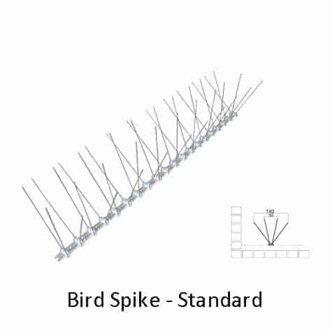 Standard Bird Spike by Agserv
