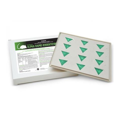 Alpha Rapid Rodenticide by Agserv