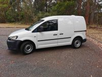 VW CADDY VAN 2012 MODEL