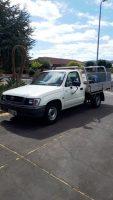 Pest Control Vehicle & Rig